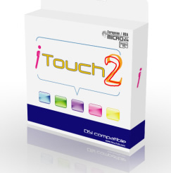 iTouch 2 DS box
