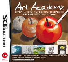 Art Academy rom ds
