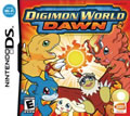 Digimon World Dawn rom ds