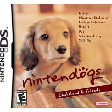 nintendogs rom ds