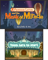 Professor Layton Mask of Miracle rom 3ds