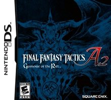 final fantasy rom ds