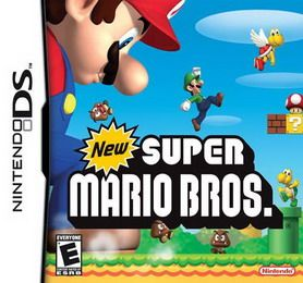 new super mario rom ds