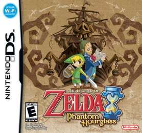 zelda phantom hourglass rom ds