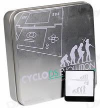 CycloDS Evolution for NDS ROMs • CycloDS Review